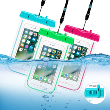 Waterproof case for iphone 6s plus, universal dry bag waterproof phone bag pouch for iphone 7 6 6s, 7 plus 6s plus