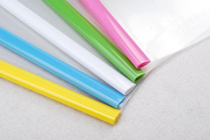 Factory direct good quality custom colorful various size L-shape file folder spine bar slide binder PVC clip
