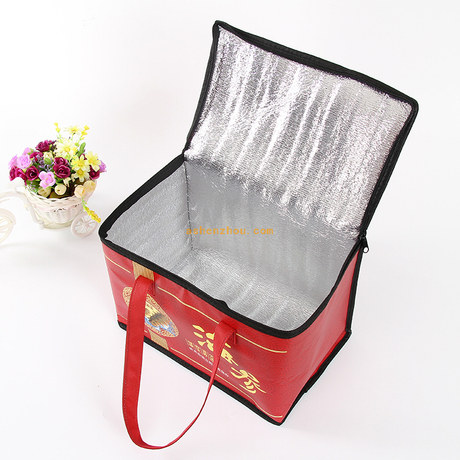 New product custom heavy duty waterproof picnic insulated beer can wine bottle sleeve cooler bag