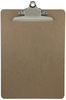High quality useful professional custom A4 size wooden hardboard clipboards,durable clipboard in office or school